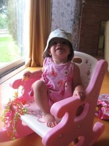 Love my rocking chair!